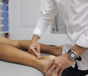 Podiatrist Hervey Bay soft tissue mobilisation